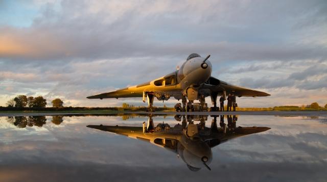 Avro Vulcan XM655 - Dan Grant