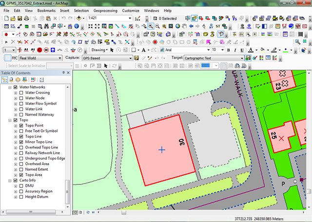 OS GIS Software - Surveying