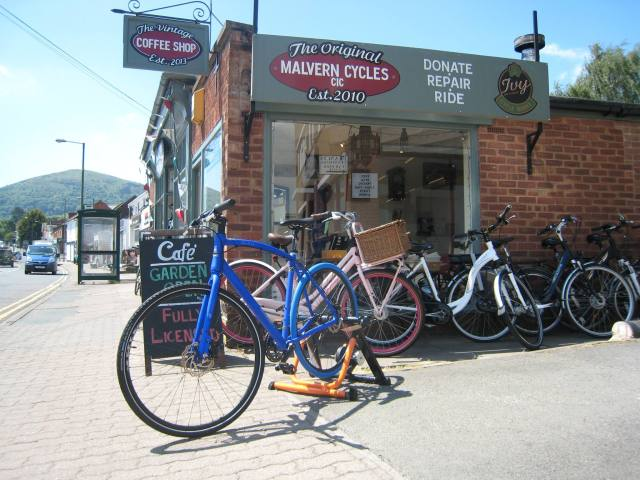 Malvern Cycles