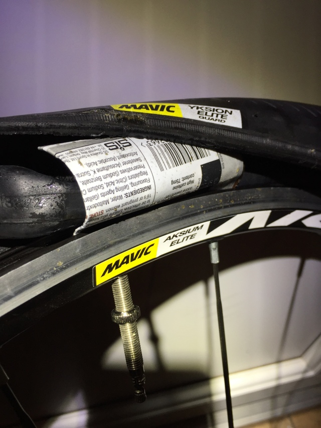 Science In Sport, Tyre, Mavic, Boot, Puncture