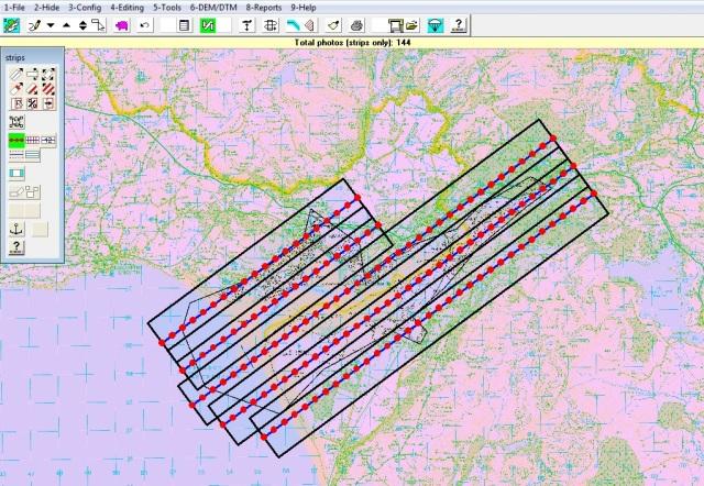 OS Flight Planning