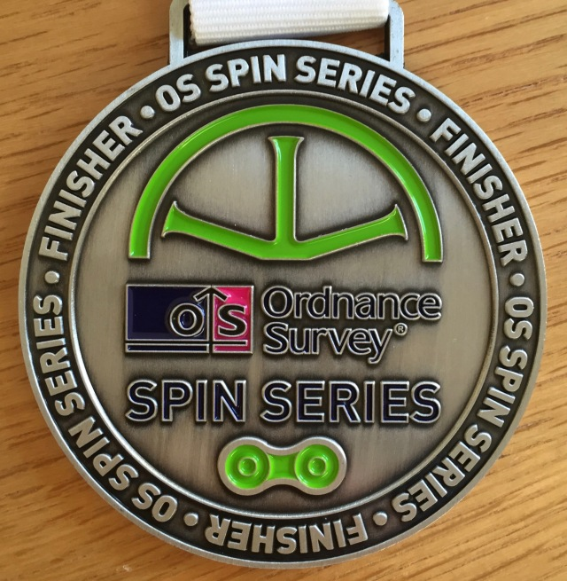 Ordnance Survey Cobbler Classic Sportive, UK Cycling Events April 2016