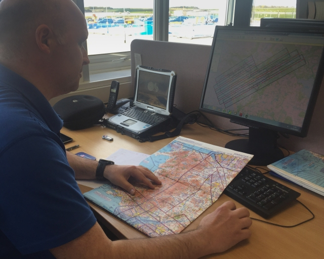 Flight Planning in the OS Flying Unit