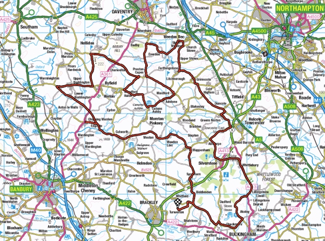 OS Cobbler Classic Route