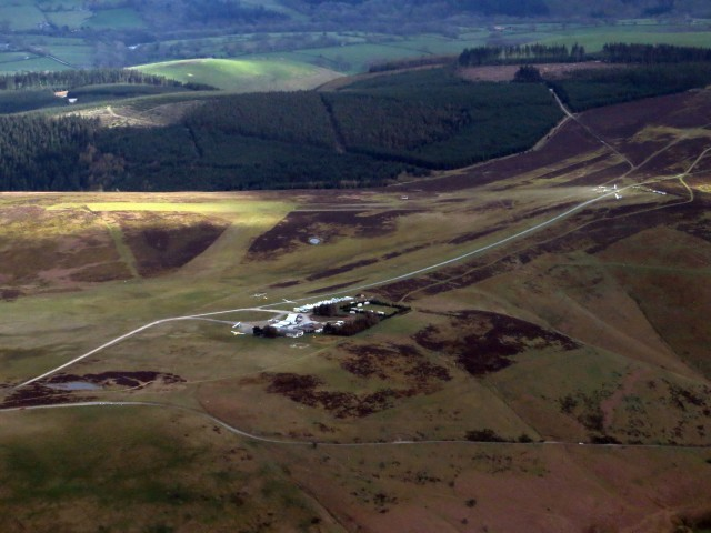 Long Mynd Gliding Club