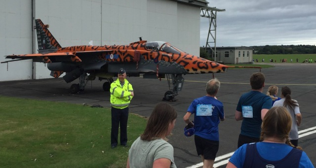 Spitfire 10k Run - Jaguar