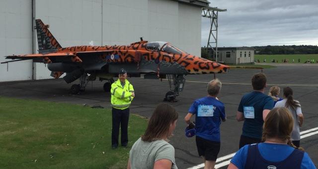 Spitfire 10k Run - Jaguar
